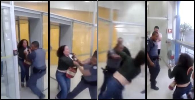 pm banco violência policial