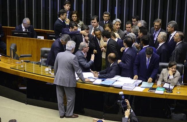 reeleição reforma política fim