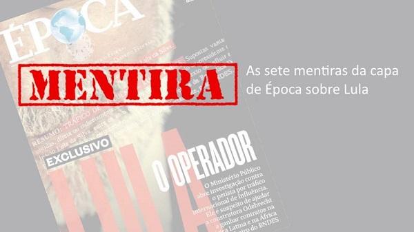 revista época lula mentira