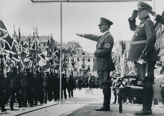 filmes sobre a Segunda Guerra Mundial vistos