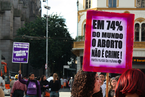 aborto brasil legalização sim