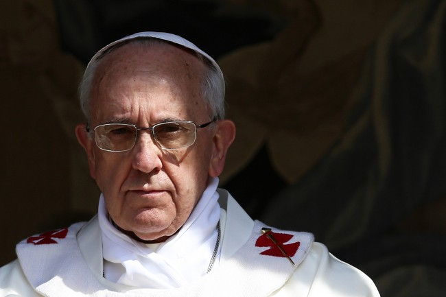 papa francisco consumismo
