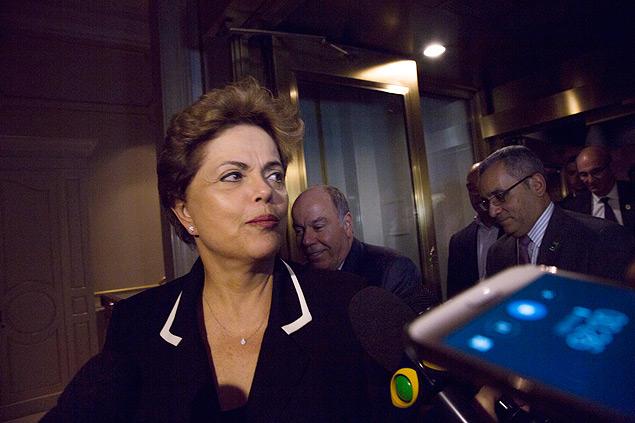 Dilma pesquisa avaliação rejeição