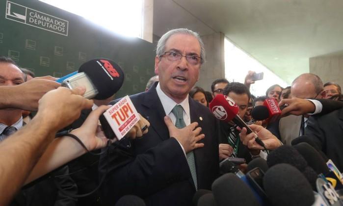 eduardo cunha governo rompe oposição