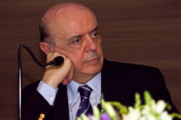 Polícia Federal blindou o nome de José Serra odebrecht lava jato