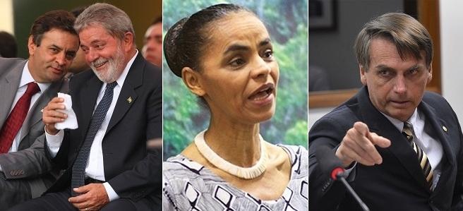 eleições 2018 bolsonaro aécio lula marina