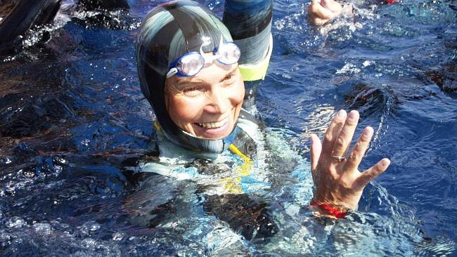 Natalia Molchanova desaparecimento morte mergulhadora