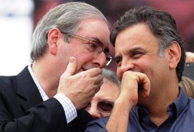 psdb eduardo cunha denúncia corrupção