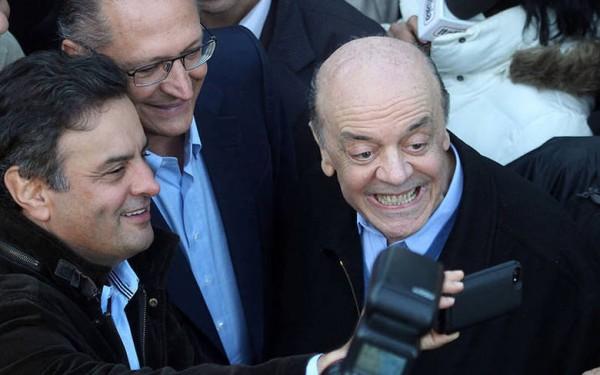 eleição presidencial lula alckmin aécio