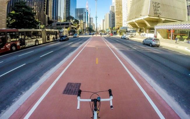 ciclovia avenida paulista