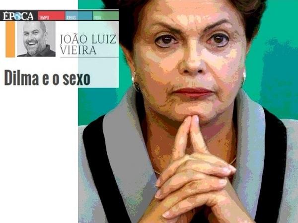 dilma sexo revista época