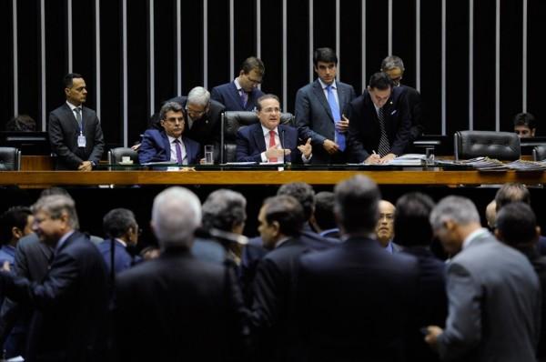 vetos congresso nacional renan dilma