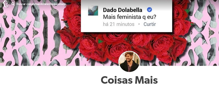 dado dolabella feminista