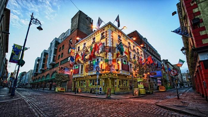 Dublin emprego Irlanda brasileiros