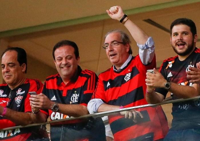 Eduardo Cunha flamengo brasília