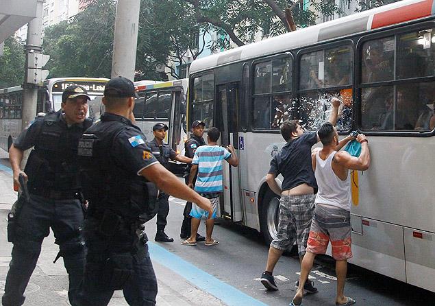 assaltos justiceiros copacabana
