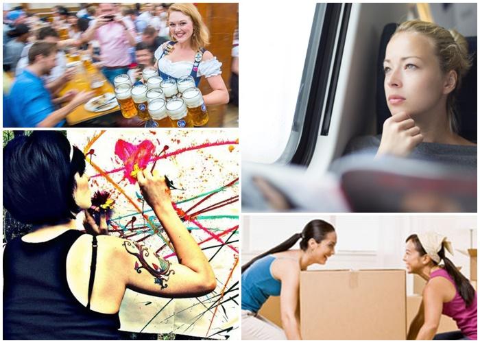 profissões mulheres