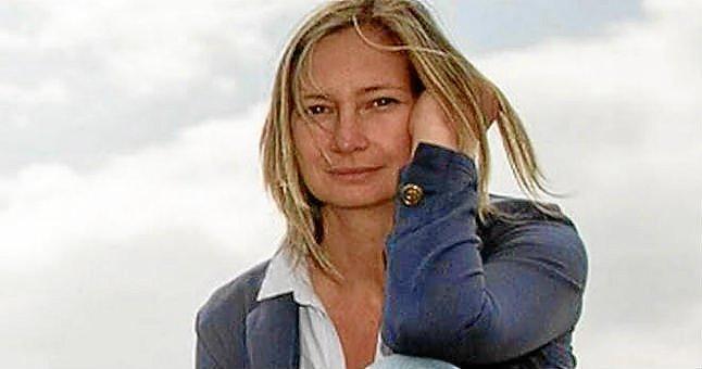 repórter húngara Petra László