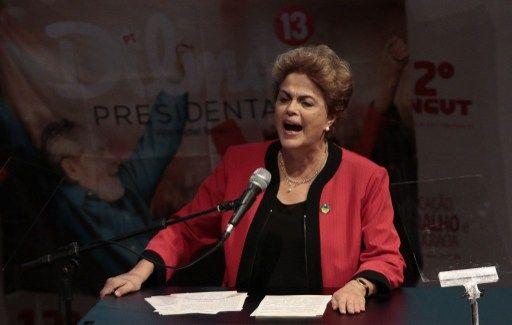 Dilma Rousseff CUT