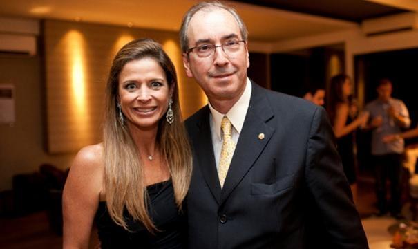 Eduardo Cunha esposa jornalista