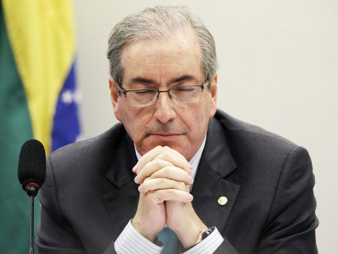 Eduardo Cunha contas bancárias corrupção