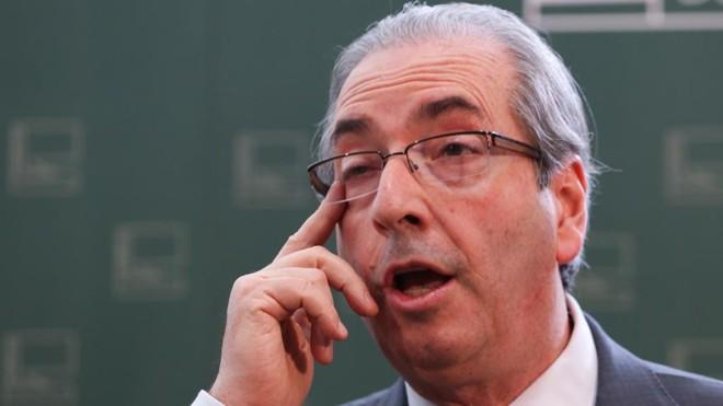 Eduardo Cunha conta secreta Suíça