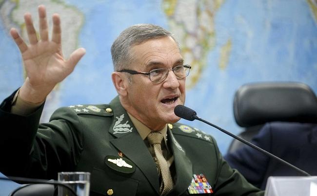 Eduardo Villas Bôas Exército Brasil