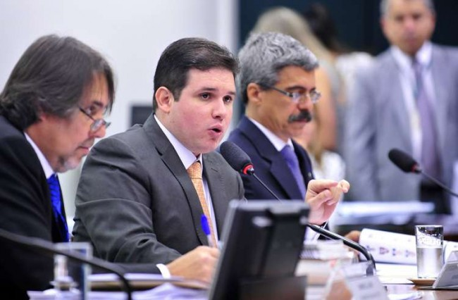 CPI da Petrobras Hugo Motta Cunha