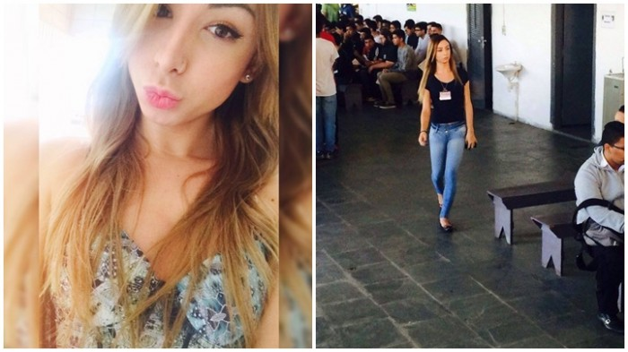 Marianna Lively trans jovem Exército
