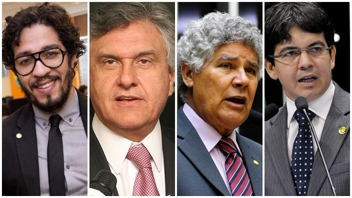 melhores senadores deputados brasil