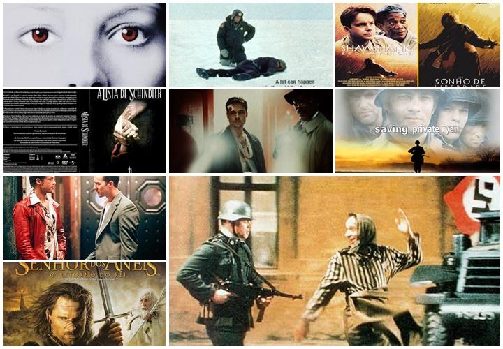 melhores filmes 25 anos
