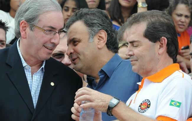 Paulinho da Força Eduardo Cunha
