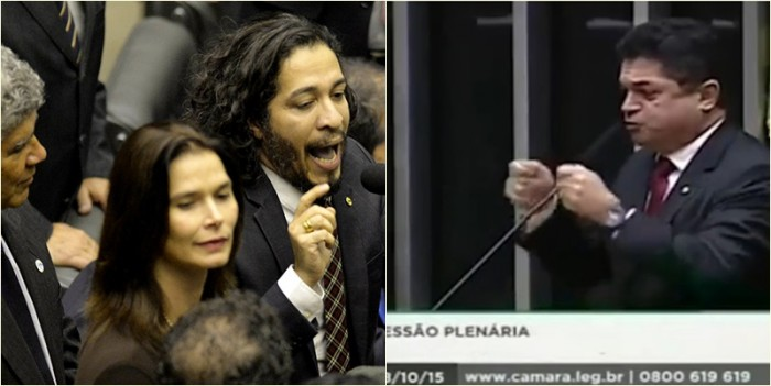 Jean Wyllys João Rodrigues