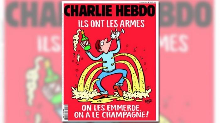 Charlie Hebdo atentados Paris França