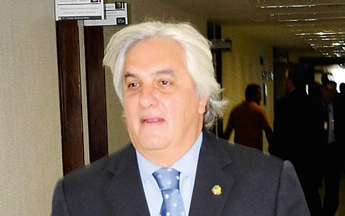 Delcídio Amaral preso Zavascki