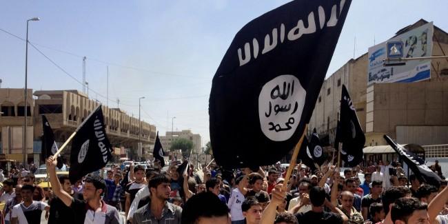 Estado Islâmico mídia internacional