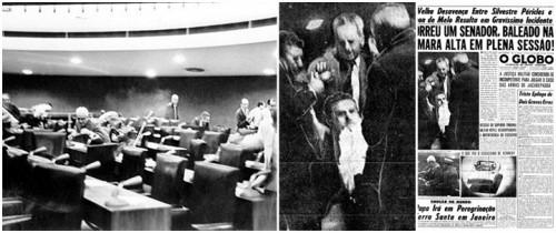 Senado assassinato 1963 Arnon Mello