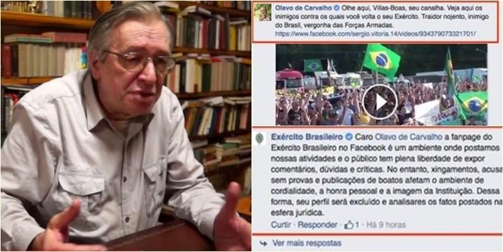 Olavo de Carvalho Direita