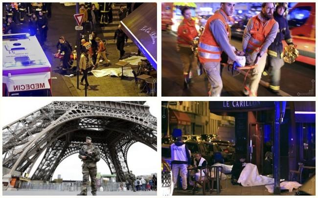 atentados paris estado islâmico