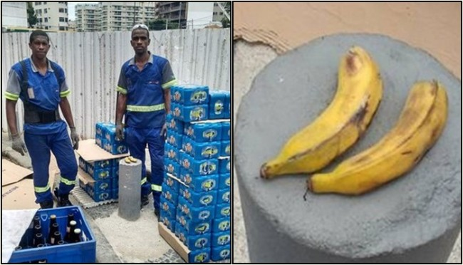 racismo banana gerentes racistas tijuca