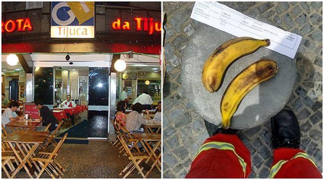 Racismo banana garota da tijuca