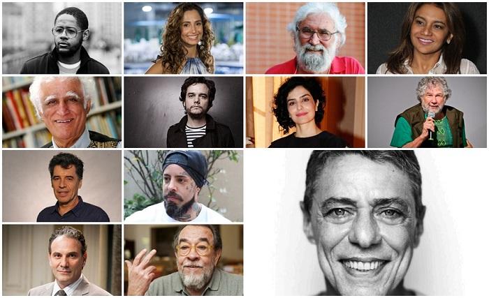artistas intelectuais impeachment Dilma