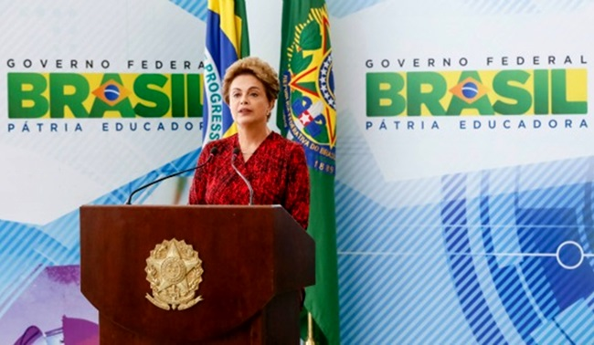 presidenta dilma roussef pt