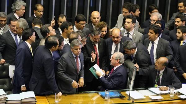 comissão impeachment Dilma