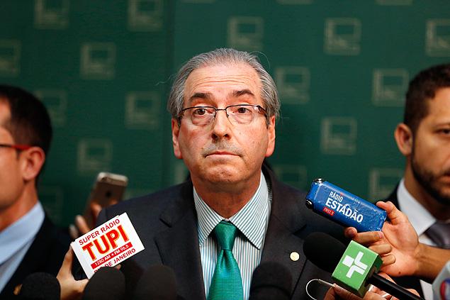 decisão de Eduardo Cunha Impeachment Dilma