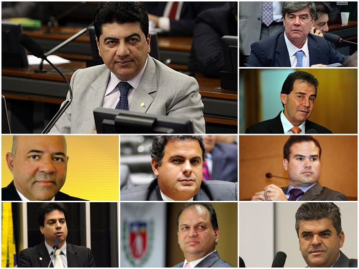 Deputados votaram a favor Cunha