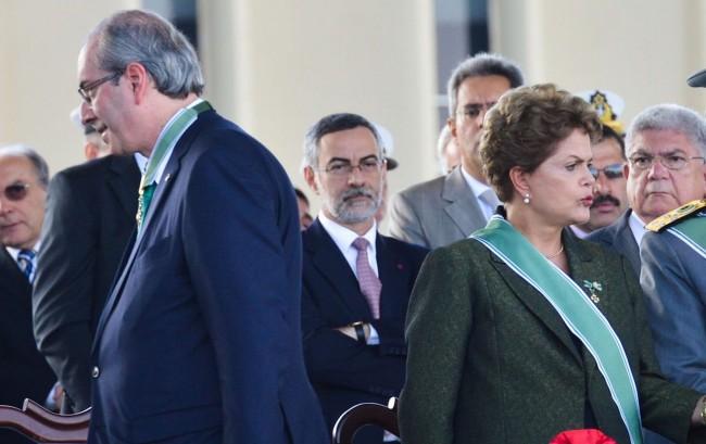 Dilma impeachment Eduardo Cunha