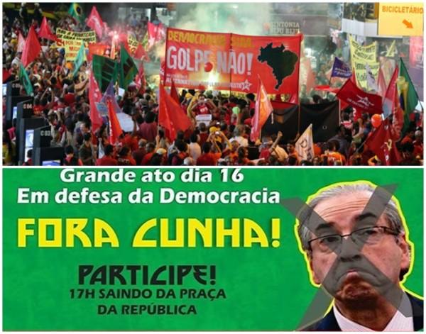 impeachment cunha Dilma 16 dezembro