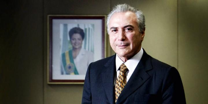 Michel Temer carta Dilma