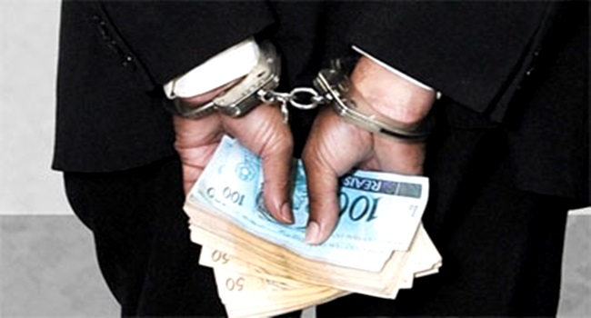 corrupção propina servidor público justiça